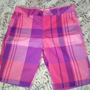 Aueropostal shorts for girls size 14